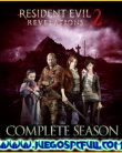 Resident Evil Revelations 2 Complete Season   Español   Mega   Torrent   ElAmigos