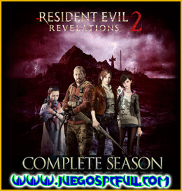 Descargar Resident Evil Revelations 2 Complete Season | Español | Mega | Torrent | Iso | Elamigos
