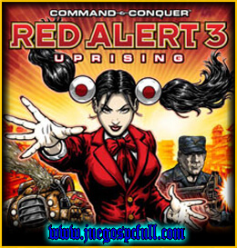 Descargar Command and Conquer Red Alert 3 Uprising | Full | Español | Mega | Torrent | Iso | Prophet