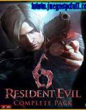 Resident Evil 6 Complete Pack + Online | Full | Español | Mega | Torrent | Iso | Elamigos