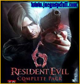 Descargar Resident Evil 6 Complete Pack | Full | Español | Mega | Torrent | Iso | Prophet