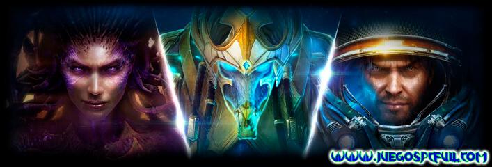 Descargar StarCraft II The Complete Collection | Español Mega Torrent ElAmigos