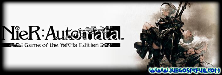 Descargar NieR Automata Game of the YoRHa Edition   Español Mega Torrent ElAmigos