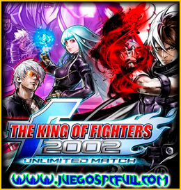 Descargar The King of Fighters 2002 Unlimited Match | Full | Español | Mega | Torrent | Iso | Plaza
