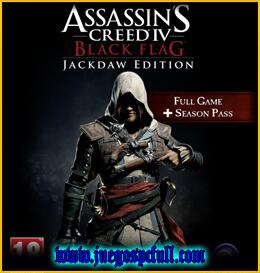 Descargar Assassins Creed 4 Black Flag Jackdaw Edition | Full | Español | Mega | Torrent | Iso | Elamigos
