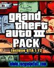 Grand Theft Auto Mega Pack 1, 2 y  3 | Full | Español | Mega | Torrent | Iso