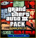 Grand Theft Auto Mega Pack 1, 2 y  3 | Full | Español | Mega | Torrent | Iso