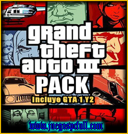 Descargar Grand Theft Auto Mega Pack 1, 2 y 3 | Full | Español | Mega | Torrent | Iso