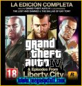Grand Theft Auto IV Complete Edition | Full | Español | Mega | Torrent | Iso | Elamigos