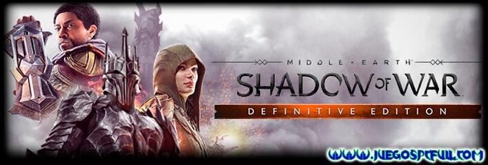 Descargar Middle Earth Shadow of War Definitive Edition   Español Mega Torrent ElAmigos