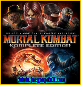 Descargar Mortal Kombat Komplete Edition | Mortal Kombat 9 | Full | Español | Mega | Torrent | Iso | Setup