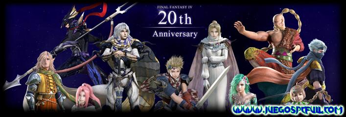 Descargar Final Fantasy IV Complete Collection | Español Mega Torrent ElAmigos