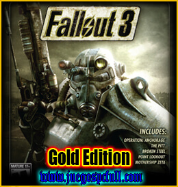 Descargar Fallout 3 Gold Edition | Full | Español | Mega | Torrent | Iso