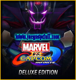 Descargar Marvel Vs Capcom Infinite Deluxe Edition | Español | Mega | Torrent | Iso | Elamigos