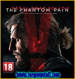 Descargar Metal Gear Solid V The Phantom Pain | Full | Español | Mega | Torrent | Iso | Cpy