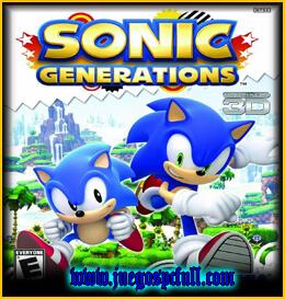Descargar Sonic Generations | Full | Español | Mega | Torrent | Iso | Elamigos