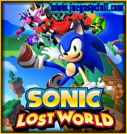 Sonic Lost World | Full | Español | Mega | Torrent | Iso