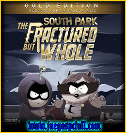 South Park The Fractured But Whole Gold Edition | Full | Español | Mega | Torrent | Iso | Elamigos