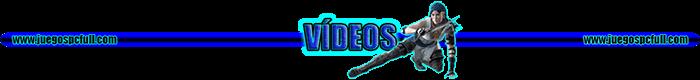 vídeos oficiales