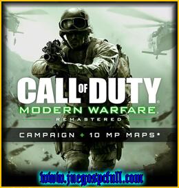 Descargar Call Of Duty Modern Warfare Remastered | Full | Español | Mega | Torrent | Iso | Elamigos