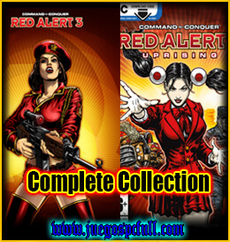 Descargar Command and Conquer Red Alert 3 Complete Collection | Full | Español | Mega | Torrent | Iso | Elamigos