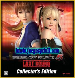 Descargar Dead or Alive 5 Last Round Collectors Edition | Full | Español | Mega | Torrent | Iso | Elamigos