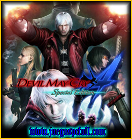 Descargar Devil May Cry 4 Especial Edition | Full | Español | Mega | Torrent | Iso | Codex