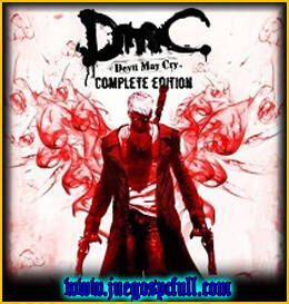 Descargar DmC Devil May Cry Complete Edition | Full | Español | Mega | Torrent | Iso | Prophet