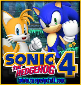 Descargar Sonic The Hedgehog 4 Collection | Full | Español | Mega | Torrent | Iso | Elamigos
