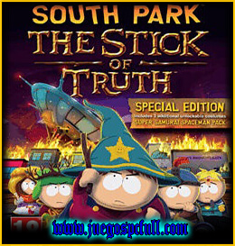 South Park The Stick of Truth Special Edition | Full | Español | Mega | Torrent | Iso | Elamigos