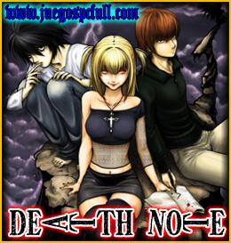 Descargar Death Note | Full | HD | Español | Mega | Serie Completa