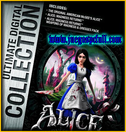 Descargar Alice Madness Returns Complete Collection
