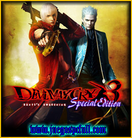 Descargar Devil May Cry 3 Special Edition | Full | Español | Mega | Torrent | Iso | Elamigos