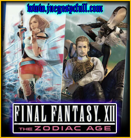 Descargar Final Fantasy XII The Zodiac Age | Full | Español | Mega | Torrent | Iso | Elamigos