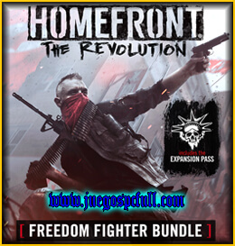 Descargar Homefront The Revolution Freedom Fighter Bundle | Full | Español | Mega | Torrent | Iso | Elamigos
