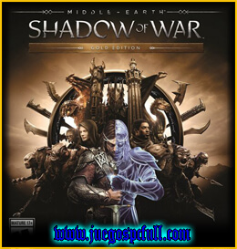 Descargar Middle Earth Shadow of War Gold Edition | Full | Español | Mega | Torrent | Iso | Codex