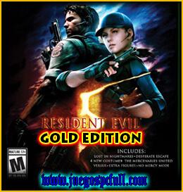 Descargar Resident Evil 5 Gold Editon | Full | Español | Mega | Torrent | Iso | Plaza