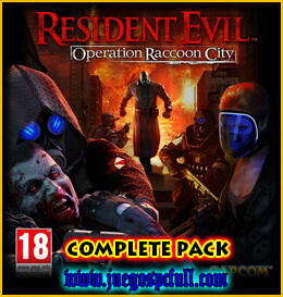 Descargar Resident Evil Operation Raccoon City Complete Pack | Full | Español | Mega | Torrent | Iso | Elamigos