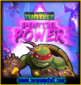 Descargar Teenage Mutant Ninja Turtles Portal Power | Full | Español | Mega | Torrent | Iso | Hi2u