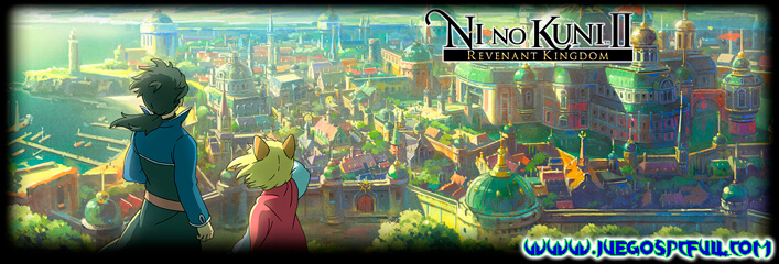 Descargar Ni no Kuni II Revenant Kingdom | Español Mega Torrent ElAmigos