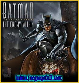 Descargar Batman The Enemy Within | Full | Español | Mega | Torrent | Iso | Codex