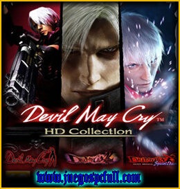 Descargar Devil May Cry HD Collection | Full | Español | Mega | Torrent | Iso | Elamigos