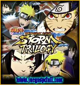 Descargar Naruto Shippuden Ultimate Ninja Storm Trilogy | Full | Español | Mega | Torrent | Iso | Elamigos