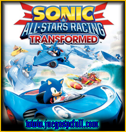 Descargar Sonic & All Stars Racing Transformed + DLC | Full | Español | Mega | Torrent | Iso