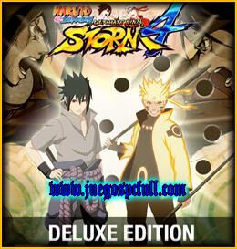 Descargar Naruto Shippuden Ultimate Ninja Storm 4 Deluxe Edition | Full | Español | Mega | Torrent | Iso | Elamigos