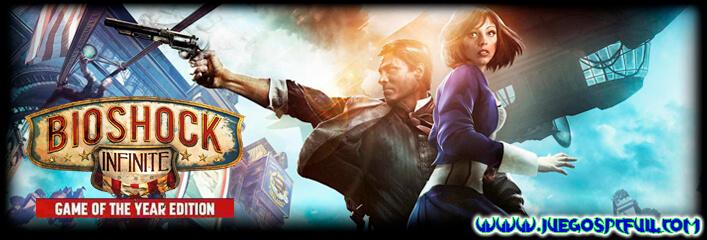 Descargar BioShock Infinite Game of the Year Edition | Español | Mega | Torrent | ElAmigos