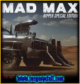 Descargar Mad Max Ripper Special Edition | Full | Español | Mega | Torrent | Iso | Elamigos