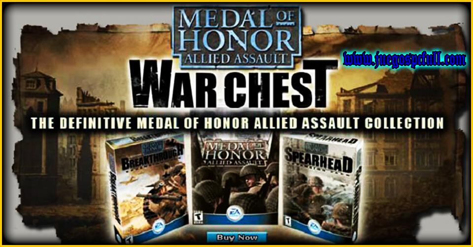 descargar medal of honor allied assault para pc
