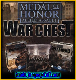Descargar Medal Of Honor Allied Assault War Chest | Full | Español | Mega | Torrent | Iso | Elamigos