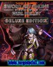 Sword Art Online Fatal Bullet Deluxe Edition | Full | Español | Mega | Torrent | Iso | Elamigos